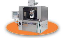 Machine découpe jet d'eau MICROWATERJET